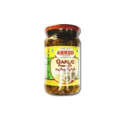 Ahmed foods garlic pickle in oil 330gm - RHF