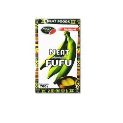 Neat plantain fufu 700gm - RHF