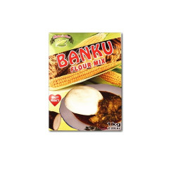 Banku flour mix 1kg - RHF