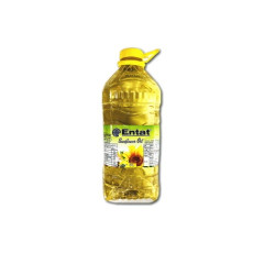 Entat sunflower oil 3L - RHF