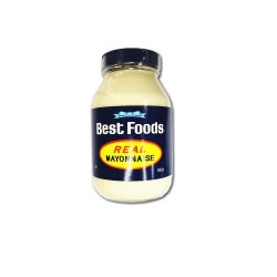Best foods real mayonnaise 860gm - RHF