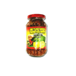 Mothers recipe mixed pickle 500gm - RHF