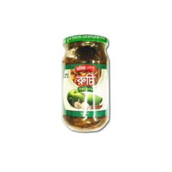 Dollys ruchi mixed pickle 400gm-arb