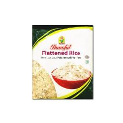 Banoful flattened rice chira 500gm-arb