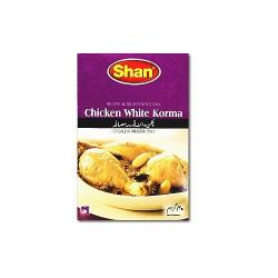Shan chicken white korma JHB