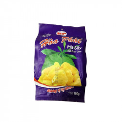 Mit Say Vinamit Fruit Chips Jackfruit Flavor 100g (Mít Say Vinamit Fruit Chips Hương vị mít) - (JBN)