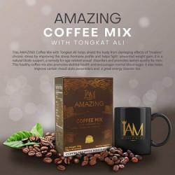 Amazing Coffee Mix with Tongkat Ali