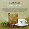 Amazing Café Latte with Barley and Alkaline