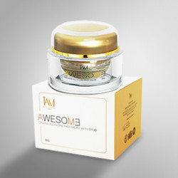 Awesome Organic Instant White Face Cream