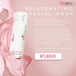 RyxSkin Rejuvenating facial Wash